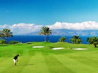 Golf na Teneryfie