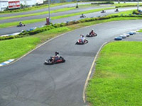 Karting na Teneryfie