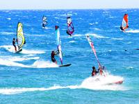 Windsurf na Teneryfie